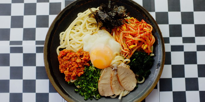 Ramen from Spicy Rock at Capitol Piazza in City Hall, Singapore