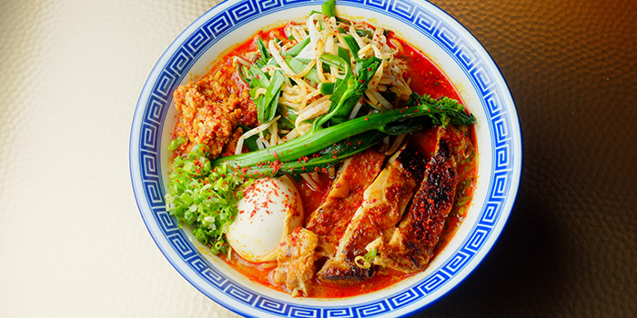 Spicy Rock Tory from Spicy Rock at Capitol Piazza in City Hall, Singapore