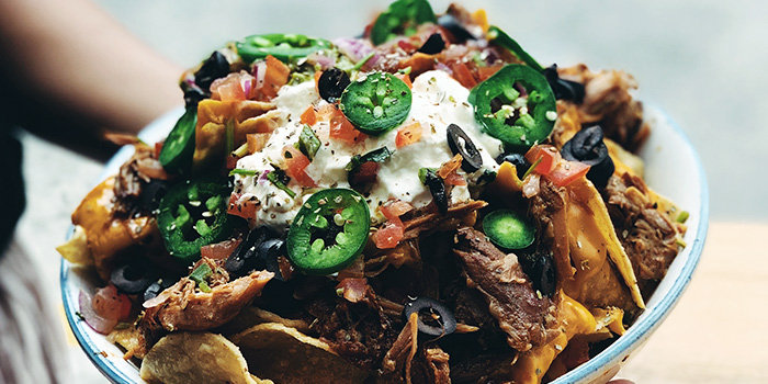 Nachos  from The Co-Op Tampines in Tampines, Singapore