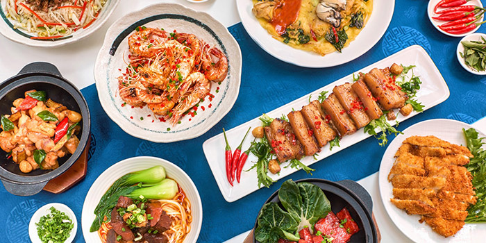 Tantalising Taiwan (2-14 Jul) from The Line in Shangri-La Hotel in Orchard, Singapore