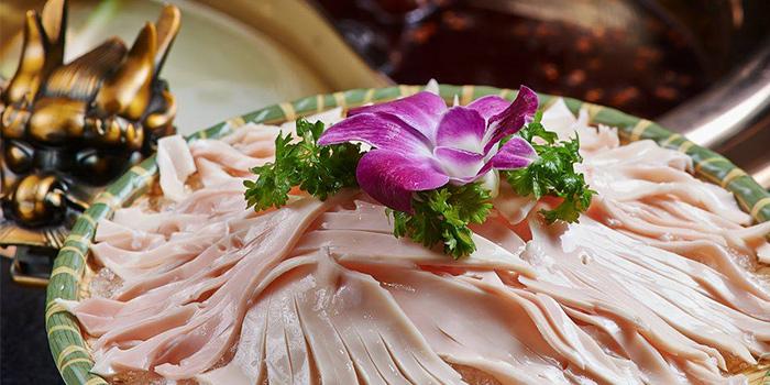 Pig Throat from Xiao Mu Deng Traditional Hotpot in Chinatown, Singapore