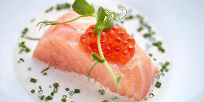 Salmon, Chef Studio by Eddy, Central, Hong Kong