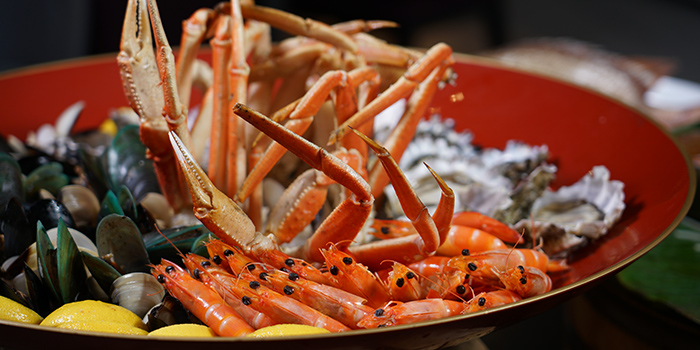 Seafood On Ice from Food Exchange at Novotel Singapore on Stevens in Tanglin, Singapore
