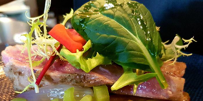 Set Lunch - Pan Seared Tuna from ALBA 1836 Italian Restaurant in Duxton, Singapore
