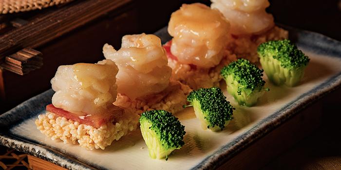 Shrimp, Yat Tung Heen, Jordan, Hong Kong