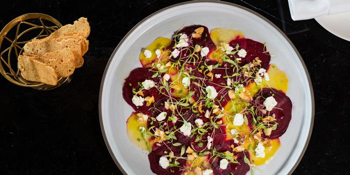 Signature Dishes from SEEN Restaurant & Bar Bangkok at AVANI Riverside Bangkok Hotel, Charoennakorn Road, Bangkok