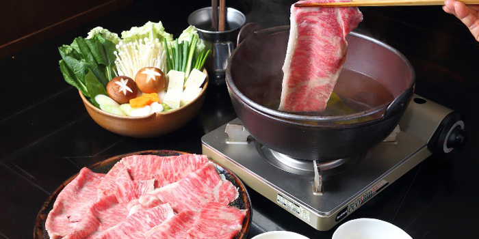 Signature Dishes from Serina Japanese Teppanyaki at 9/26 Soi Jim Thompson Surawong, Bangrak Bangkok