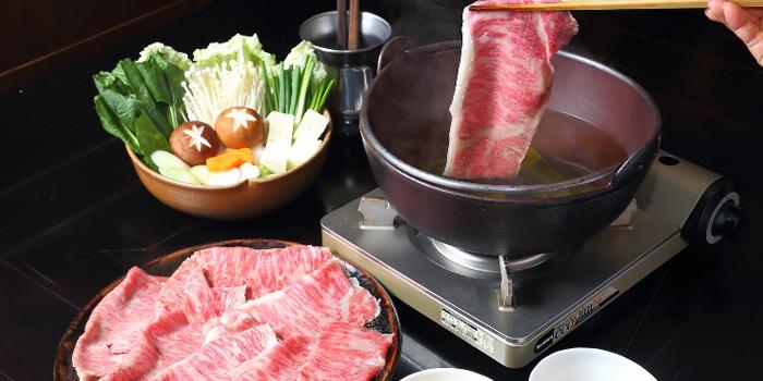 Signature Dishes from Serina Japanese Teppanyaki at 9/26 Soi Jim Thompson Surawong, Bangrak Bangkok