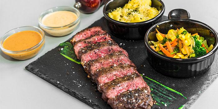 Sirloin Steak at Ground Up