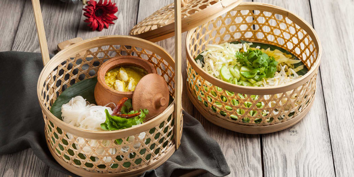 Special Dishes from Metro on Wireless at Hotel Indigo Bangkok on Wireless Road, Bangkok