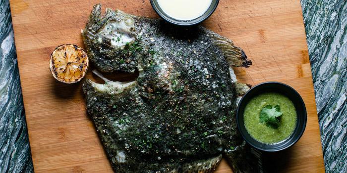 Special Fish from Bunker in Sathon Soi 12, Bangkok