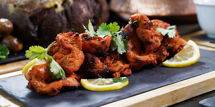 Tandoori Boneless Chicken from Food Exchange at Novotel Singapore on Stevens in Tanglin, Singapore
