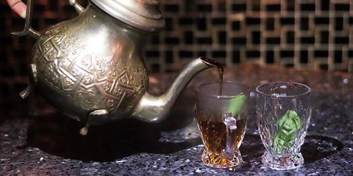 Teapot, Sahara, Soho, Central, Hong Kong