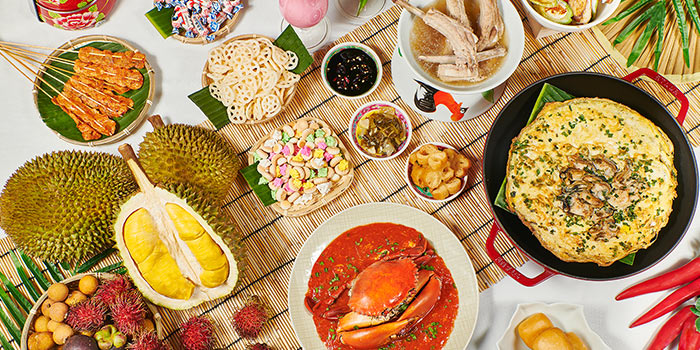 The Flavours of Singapore (18 Jul to 10 Aug) from The Line in Shangri-La Hotel in Orchard, Singapore