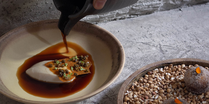 Tofu Nam Khing from 80/20 at 1052-1054 CharoenKrung Road, Bangrak Bangkok