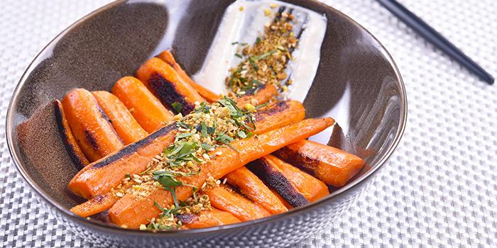 Burnt Carrot from Mpire Restaurant & Bar in Telok Ayer, Singapore