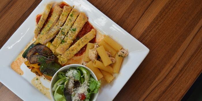 Dish 4 at Expatriate Italian Restaurant, Wine & Coffee