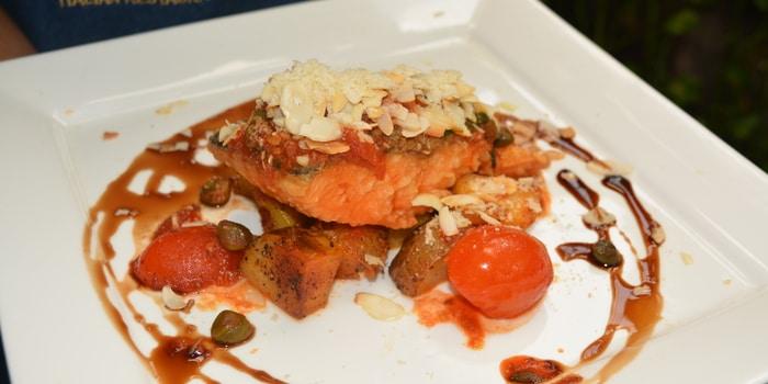 Dish 5 at Expatriate Italian Restaurant, Wine & Coffee