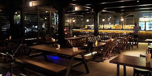 Ambience 1 at Toepak Bar & Dine