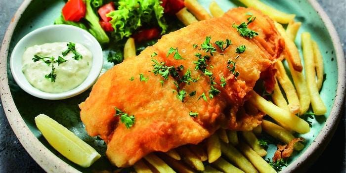 Dori Fish and Chips at Romansa, Menteng