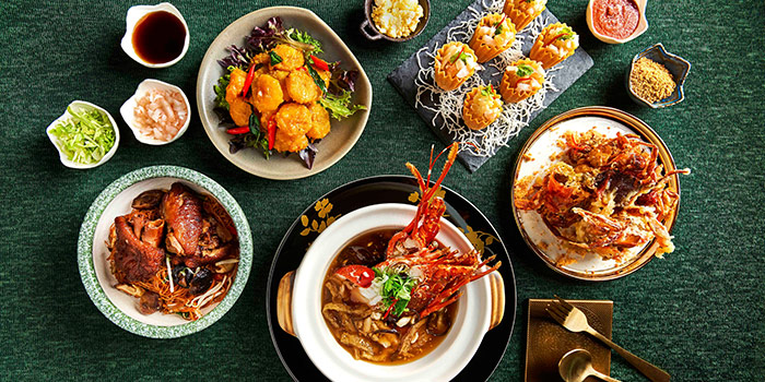 Weekday Dinner Buffet from Ginger in PARKROYAL on Beach Road in Bugis, Singapore