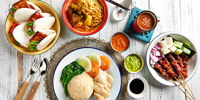 Weekday Lunch Buffet from Ginger in PARKROYAL on Beach Road in Bugis, Singapore