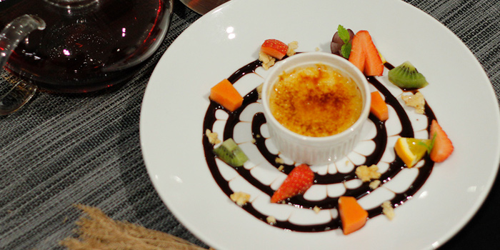 Creme Buree from S-SEN Brasserie & More at 2nd Floor Hotel Verve Bangkok 22/1 Sukhumvit 55, (Soi Thonglor) Klongton Nua, Watthana Bangkok