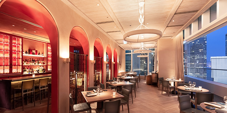 Dining Area, Arbor, Central, Hong Kong