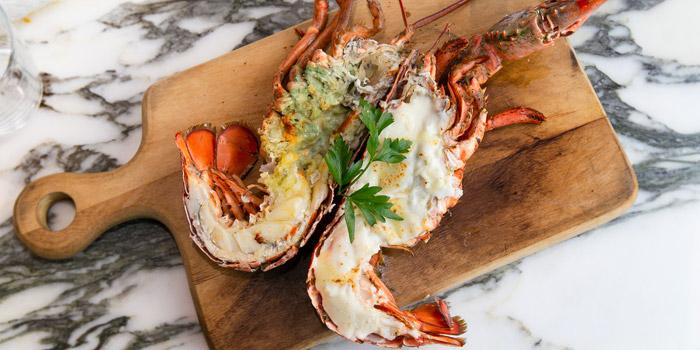 Grilled & Baked Lobster from Scalini at Hilton Sukhumvit Hotel, on Sukumvit Soi 24