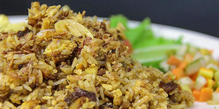 Oxtail Fried Rice at Halfway Arteri