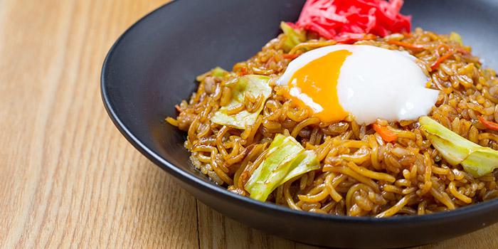 Noodle, Jan Jan Kushikatsu, Tsim Sha Tsui, Hong Kong