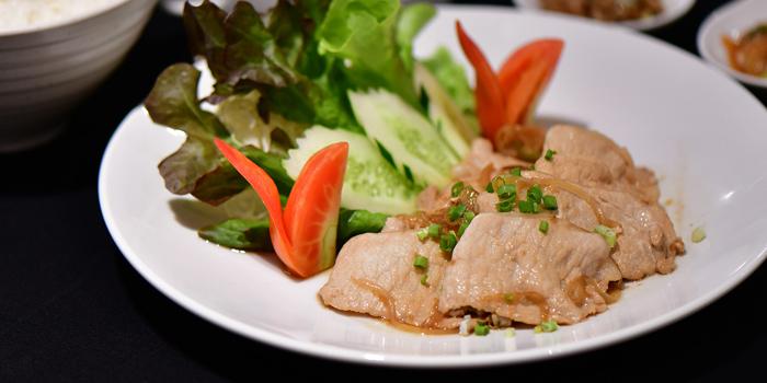 Porkloin from S-SEN Brasserie & More at 2nd Floor Hotel Verve Bangkok 22/1 Sukhumvit 55, (Soi Thonglor) Klongton Nua, Watthana Bangkok
