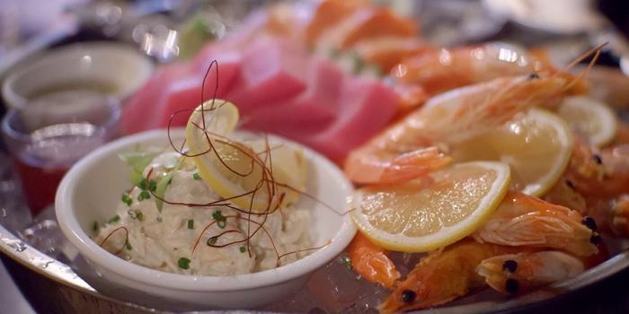 Mixed Seafood Platter from Alex Brasserie at 18 Soi Sukhumvit 11 Klongtoey Nua, Wattana Bangkok