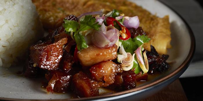 Thai Dish from Babylon Steakhouse - Asoke at 1624 New Petchaburi Rd Makkasan, Ratchathewi Bangkok