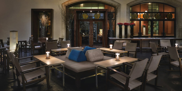 Ambience of Aqua at Anantara Siam, 155 Ratchadamri Road, Bangkok