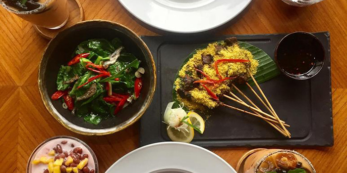 Dish 4 at Kila Kila by Akasya, SCBD