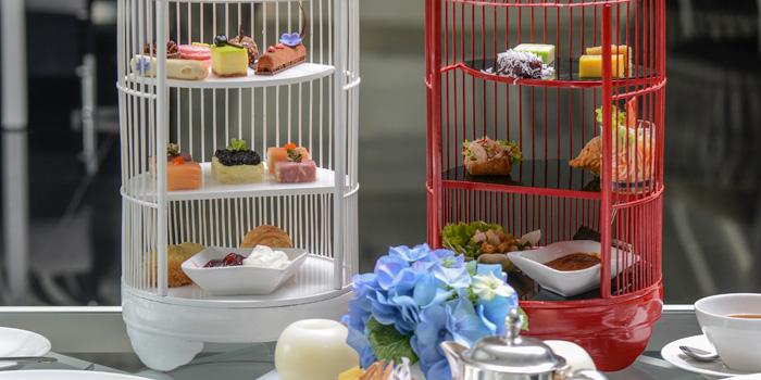 Afternoon Tea at bleu8, Hotel Mulia Senayan Jakarta