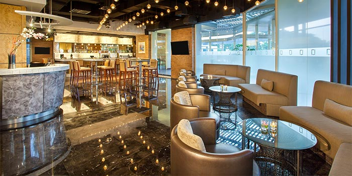 Ambience 1 from Riva Grill Bar & Terrace at The Park Lane Jakarta in Kuningan, Jakarta