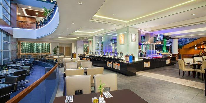Interior 1 at Cafe One, Jakarta