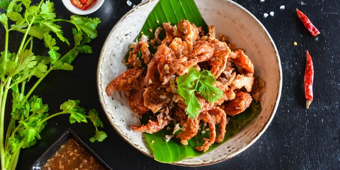 Appetizer Dishes from babble & rum at Riva Surya Hotel 23 Phra Arthit Road Chanasongkhram Phranakorn Bangkok
