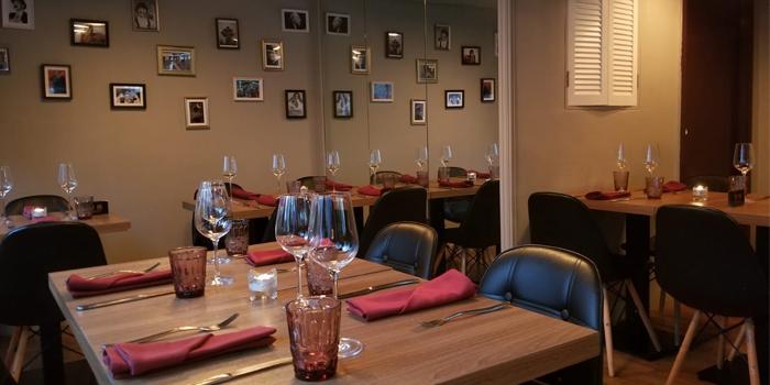 Interior, Asado - Argentinian Steakhouse, Central, Hong Kong