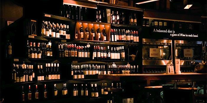 Bar 3 at Bacco