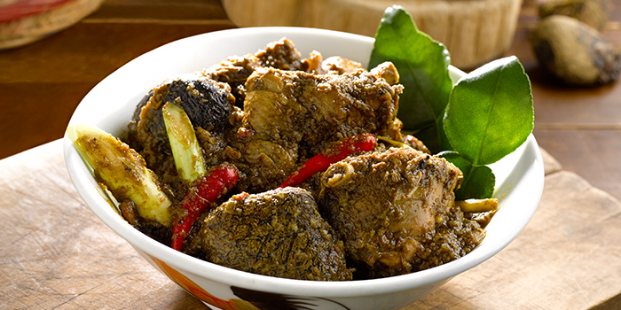 Beef Rendang from Kopi Tiam in Swissotel The Stamford, Singapore