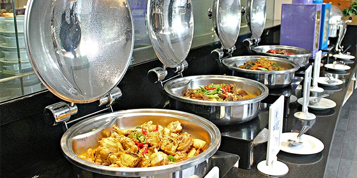 Buffet at Cafe One, Jakarta