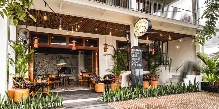 Interior from Synkonah, Canggu, Bali