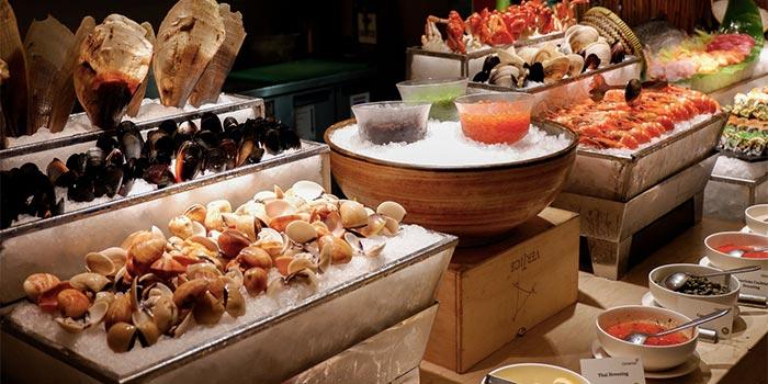 Dish 2 at Cinnamon (Mandarin Oriental Jakarta)
