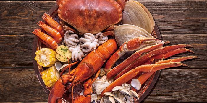 Crabus Combo, Crabus Restaurant & Bar, Causeway Bay, Hong Kong
