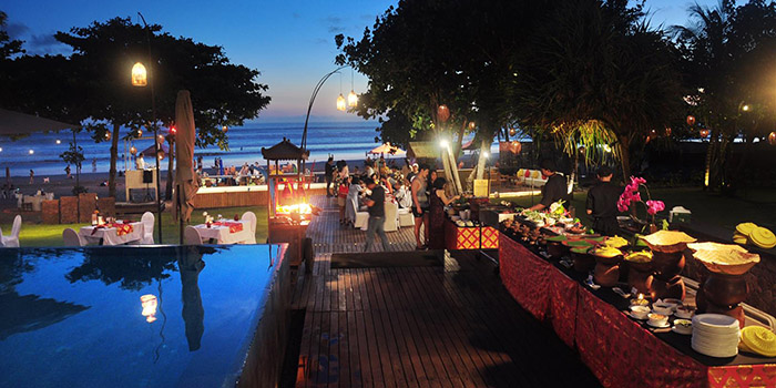 BBQ from Sunset On Seminyak, Bali
