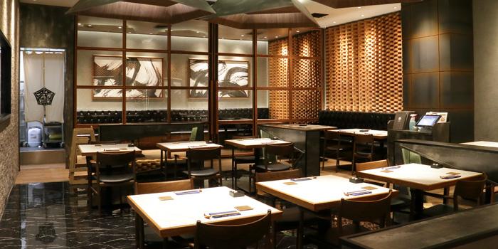 Dining Area of Kamui Hokkaido Dining at ICONSIAM 299 Fl.4 Charoen Nakhon Rd Khlong Ton Sai, Khlong San Bangkok