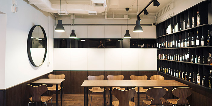 Dining Area, PMQ Taste Kitchen, Central, Hong Kong